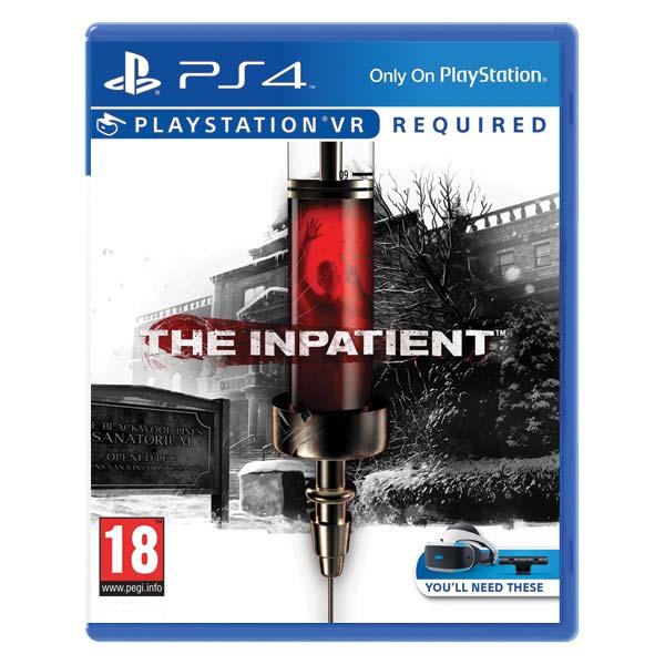 The Inpatient [PS4] - BAZÁR (použitý tovar)
