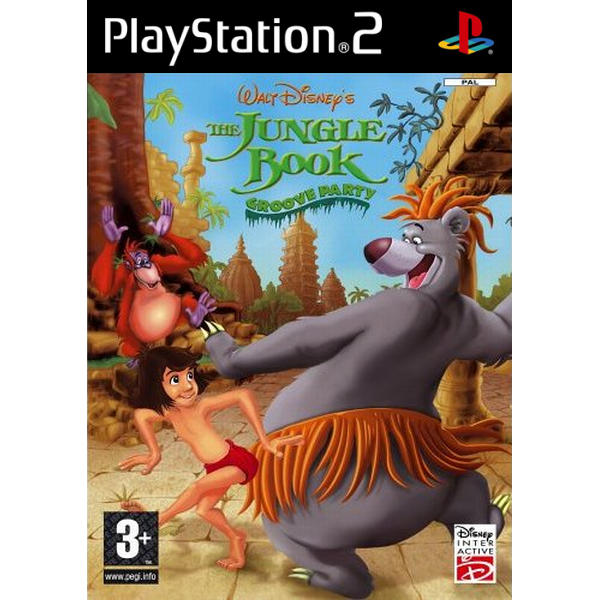 The Jungle Book: Groove Party