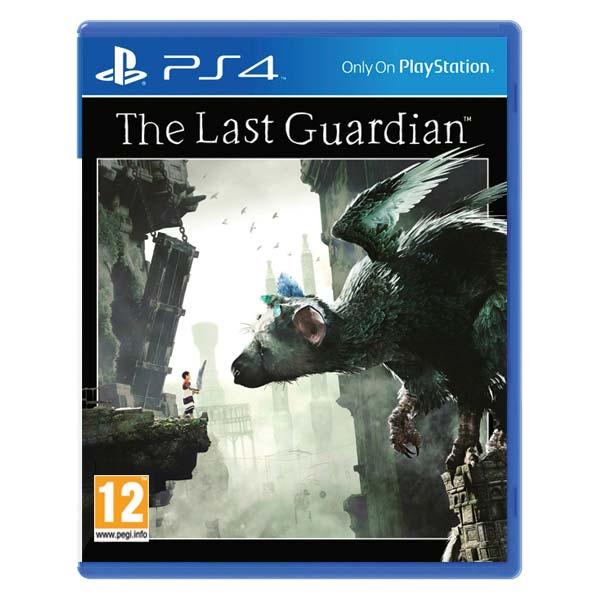 The Last Guardian [PS4] - BAZÁR (použitý tovar)