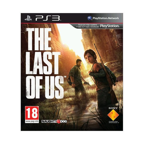 The Last of Us CZ PS3
