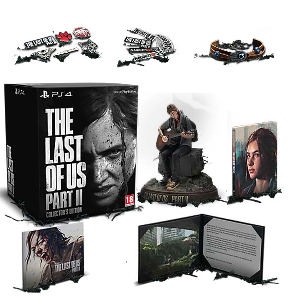 The Last of Us: Part II CZ (Collector's Edition)