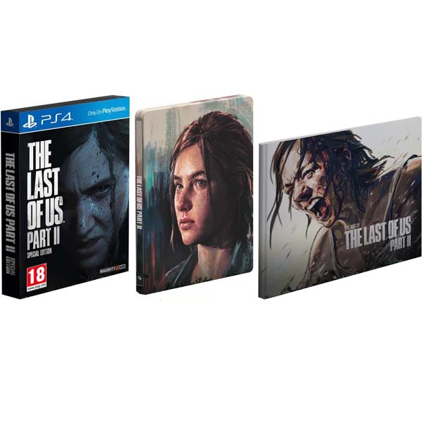 The Last of Us: Part II CZ (Special Edition)