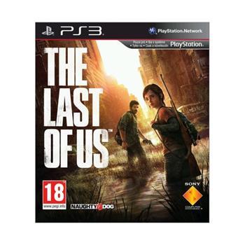 The Last of Us -PS3 - BAZÁR (použitý tovar)