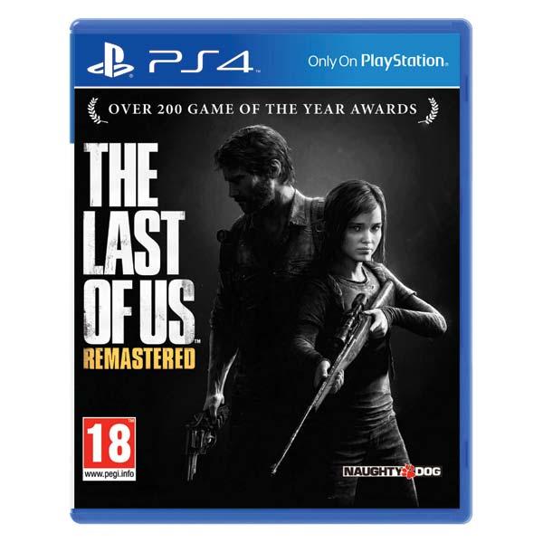 The Last of Us: Remastered  [PS4] - BAZÁR (použitý tovar)