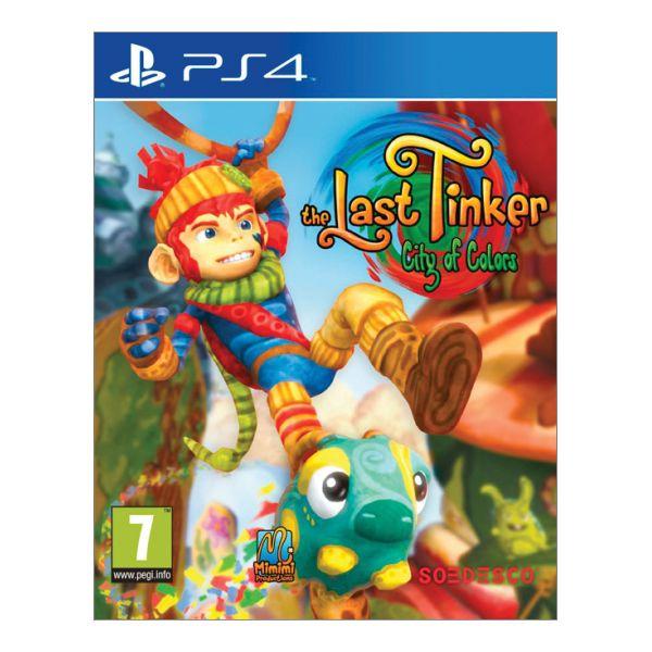 The Last Tinker: City of Colors [PS4] - BAZÁR (použitý tovar)