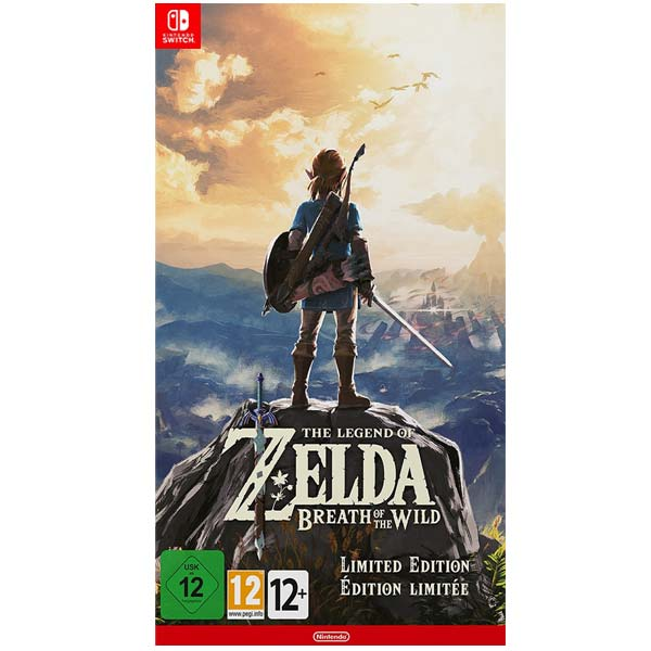 The Legend of Zelda: Breath of the Wild (Limited Edition)