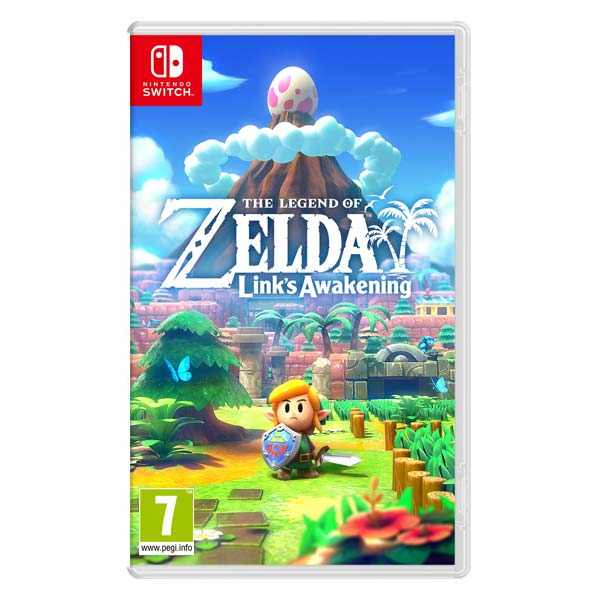 The Legend of Zelda: Link's Awakening [NSW] - BAZÁR (použitý tovar)
