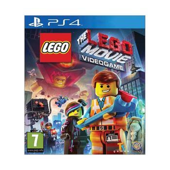 The LEGO Movie Videogame [PS4] - BAZÁR (použitý tovar)