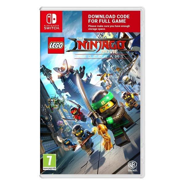LEGO The Ninjago Movie: Videogame [NSW] - BAZÁR (použitý tovar)