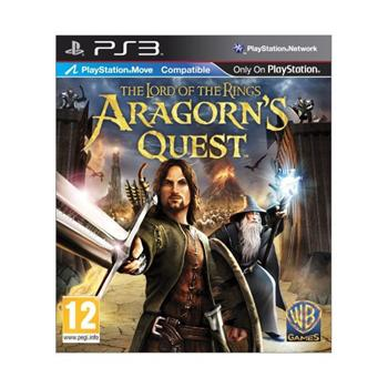 The Lord of the Rings: Aragorn's Quest [PS3] - BAZÁR (použitý tovar)