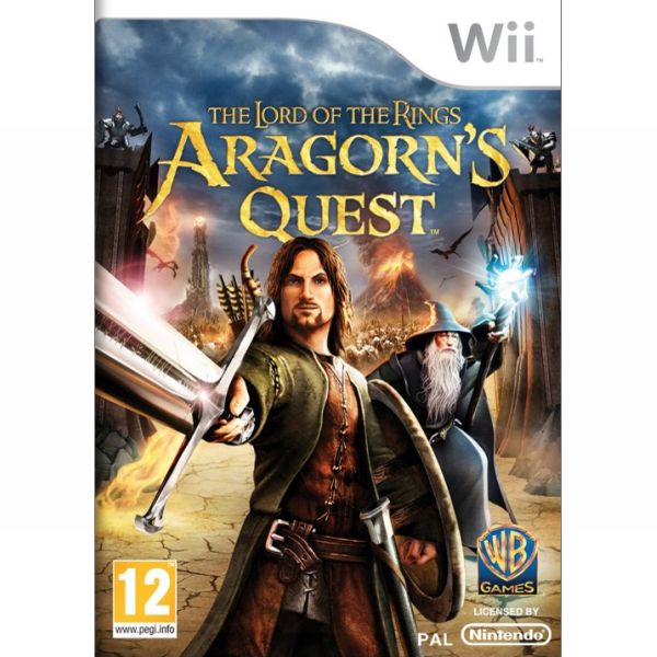 The Lord of the Rings: Aragorn's Quest Wii