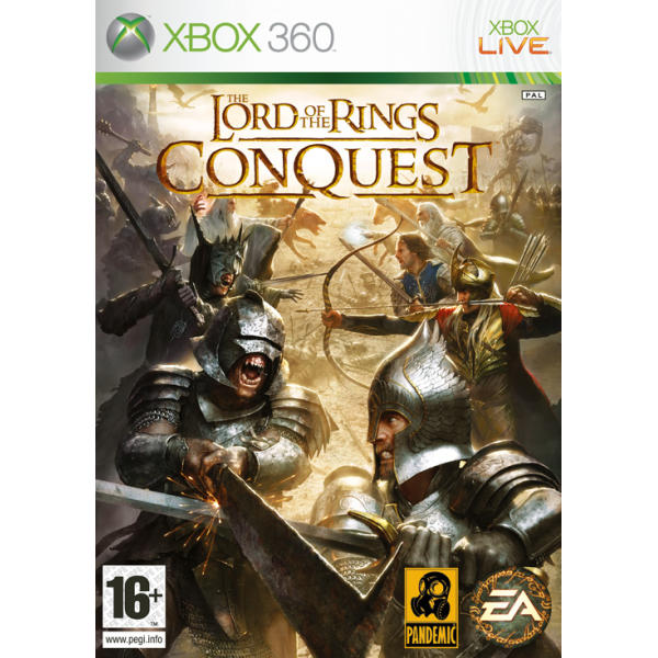 The Lord of the Rings: Conquest XBOX 360