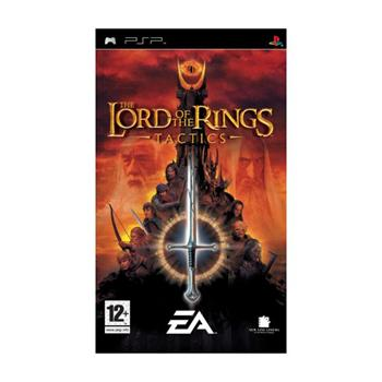 The Lord of the Rings: Tactics [PSP] - BAZ�R (pou�it� tovar)