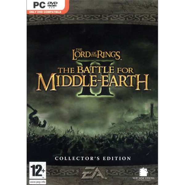 The Lord of the Rings: The Battle for Middle-Earth 2 (Collector�s Edition)
