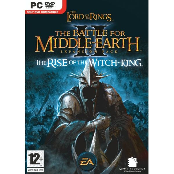 The Lord of the Rings The Battle for Middle-Earth 2: The Rise of the Witch-King