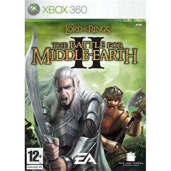 The Lord of the Rings: The Battle for Middle-Earth 2 [XBOX 360] - BAZÁR (použitý tovar)