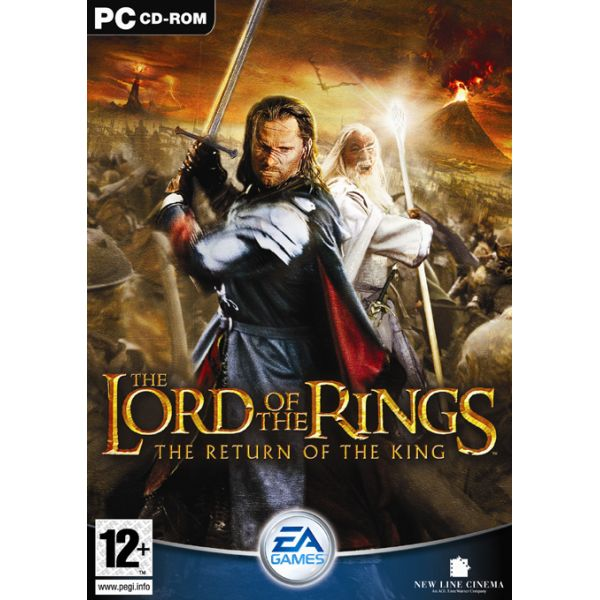 The Lord of the Rings: The Return of the King PC
