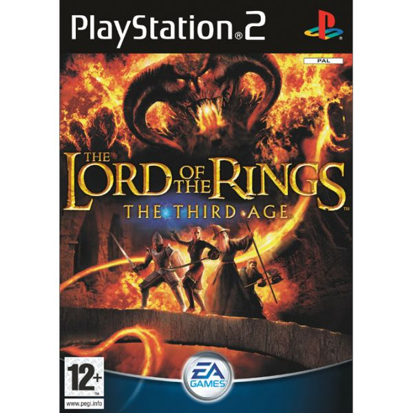 The Lord of the Rings: The Third Age [PS2] - BAZÁR (použitý tovar)
