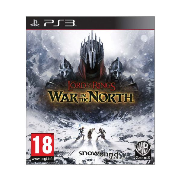 The Lord of the Rings: War in the North [PS3] - BAZÁR (použitý tovar)