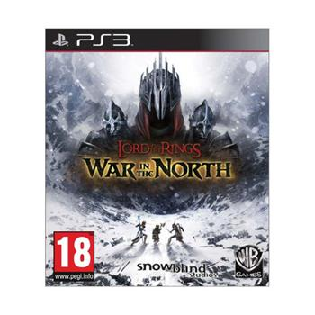 The Lord of the Rings: War in the North [PS3] - BAZ�R (pou�it� tovar)