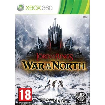 The Lord of the Rings: War in the North [XBOX 360] - BAZÁR (použitý tovar)