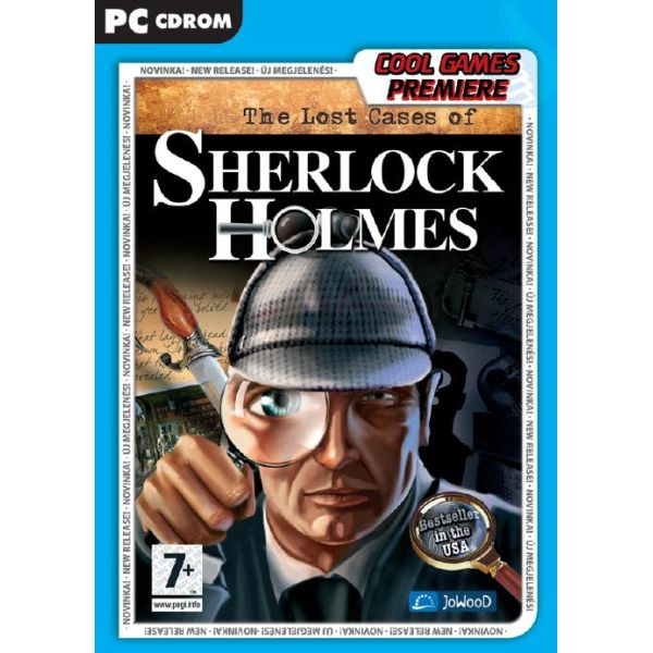 The Lost Cases of Sherlock Holmes PC