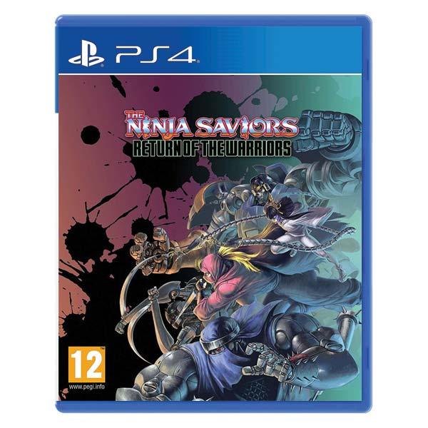 The Ninja Saviors: Return of the Warriors PS4