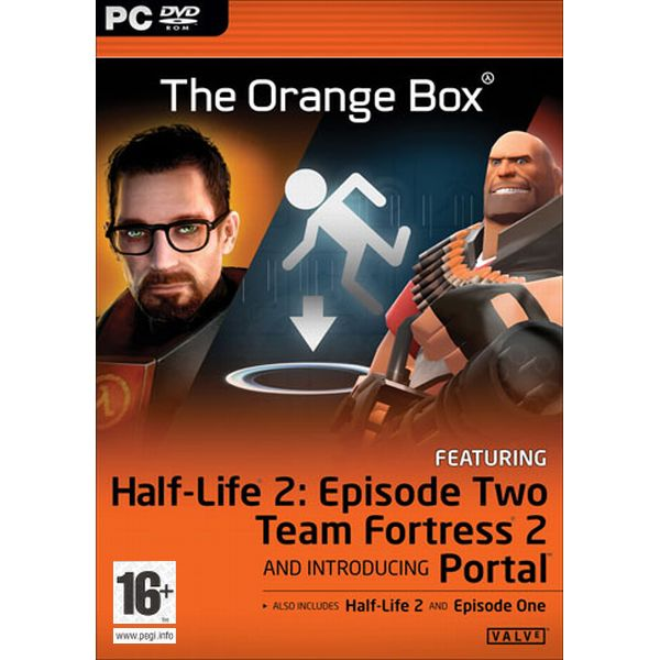 The Orange Box CZ