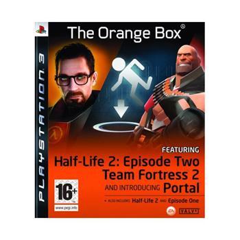 The Orange Box-PS3 - BAZÁR (použitý tovar)
