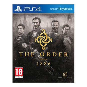 The Order: 1886 [PS4] - BAZÁR (použitý tovar)
