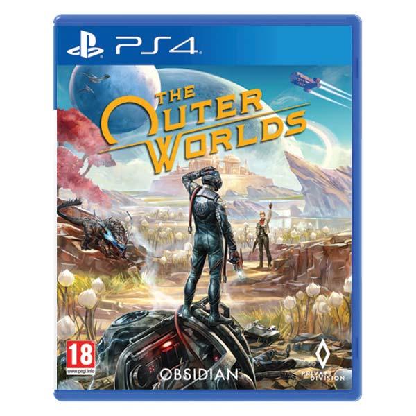 The Outer Worlds [PS4] - BAZÁR (použitý tovar)