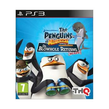 The Penguins of Madagascar: Dr. Blowhole Returns Again! [PS3] - BAZÁR (použitý tovar)