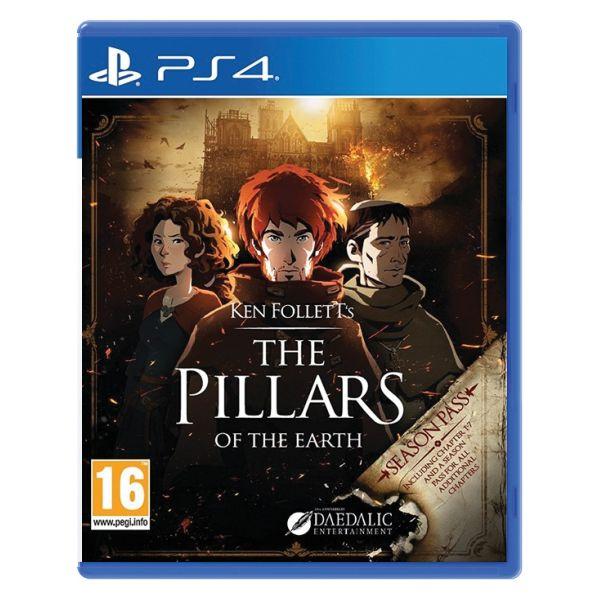 The Pillars of the Earth [PS4] - BAZÁR (použitý tovar)
