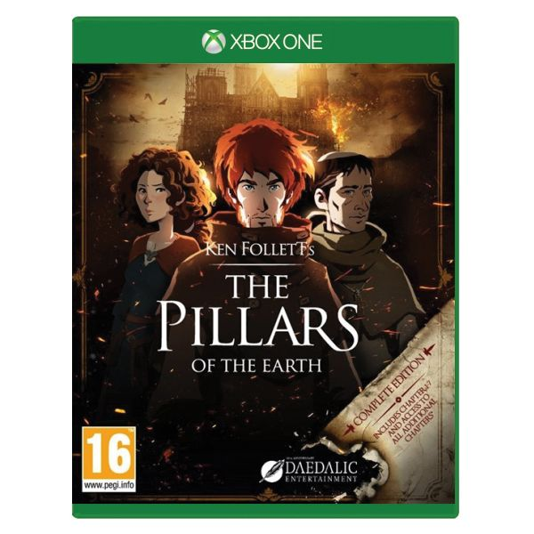 The Pillars of the Earth XBOX ONE