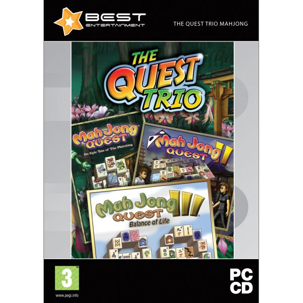 The Quest Trio: MahJong