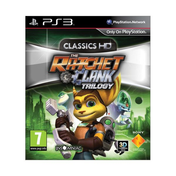The Ratchet & Clank Trilogy (Classics HD)