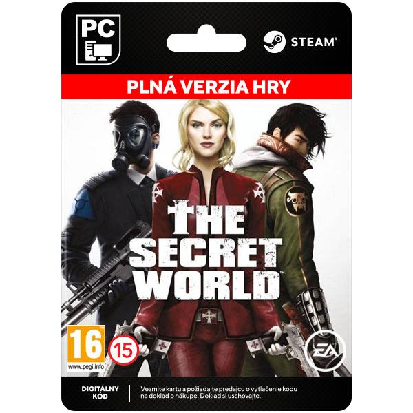 The Secret World [Steam]