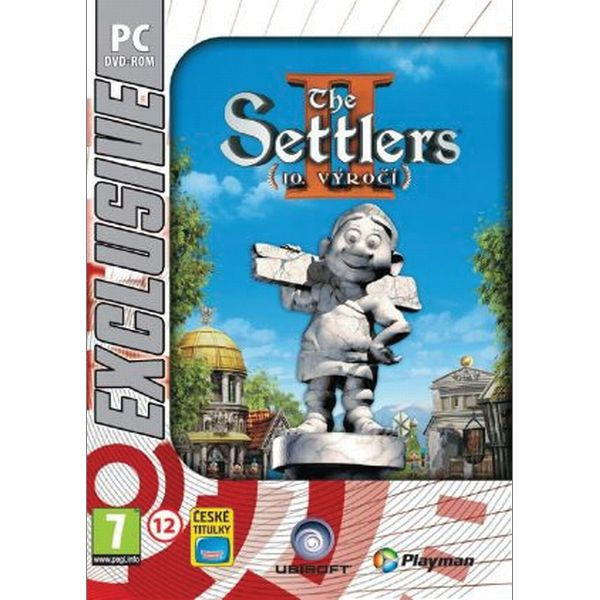 The Settlers 2: 10. v�ro�ie CZ