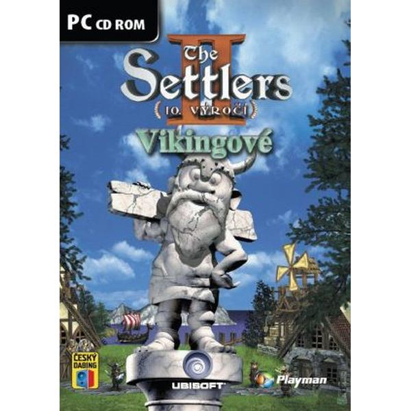 The Settlers 2 10. výroèie: Vikingovia CZ