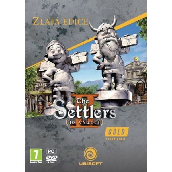 The Settlers 2: 10. v�ro�ie (Zlat� ed�cia) CZ