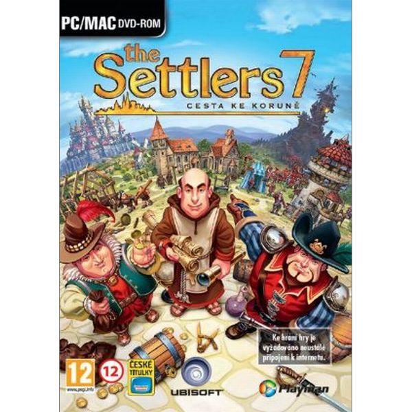 The Settlers 7: Cesta ku korune CZ
