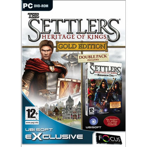The Settlers: Heritage of Kings (Gold Edition)