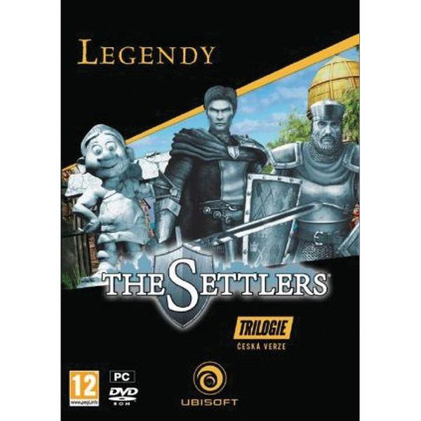 The Settlers Trilógia CZ