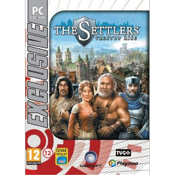 The Settlers: Vzostup ríše CZ