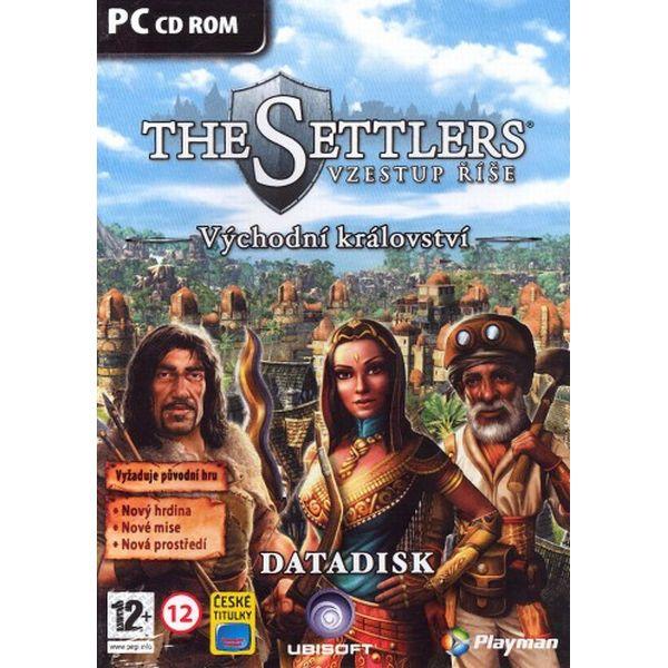 The Settlers Vzostup ríše: Východné krá¾ovstvo CZ