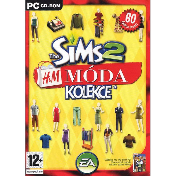 The Sims 2: H&M móda CZ
