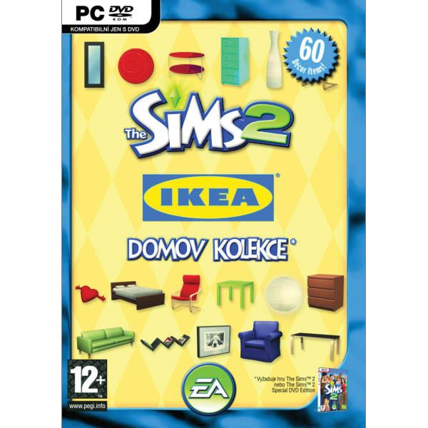 The Sims 2: IKEA domov CZ