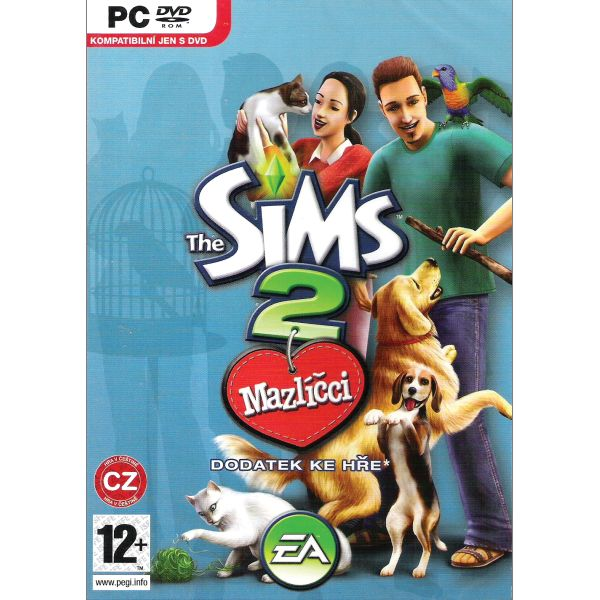 The Sims 2: Maznáčikovia CZ