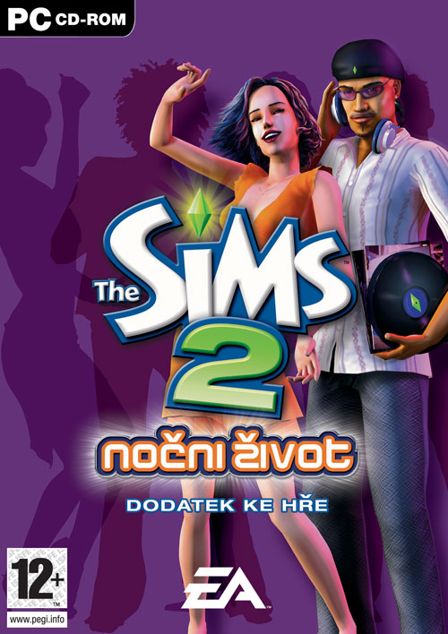 The Sims 2: No�n� �ivot CZ