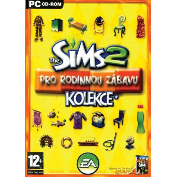 The Sims 2: Pre rodinnú zábavu CZ